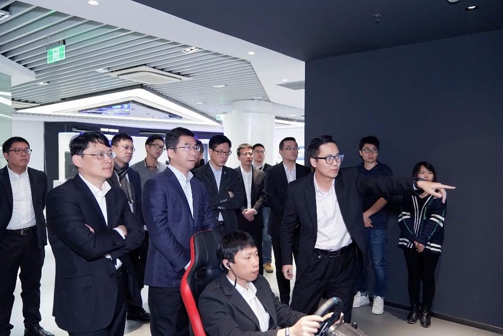 华人运通与中国智行签署合作,共同加速推动未来出行的变革