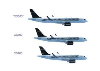 空客A220窄体式客机因订单飞速增长,公司将制造载客量更大客机版本
