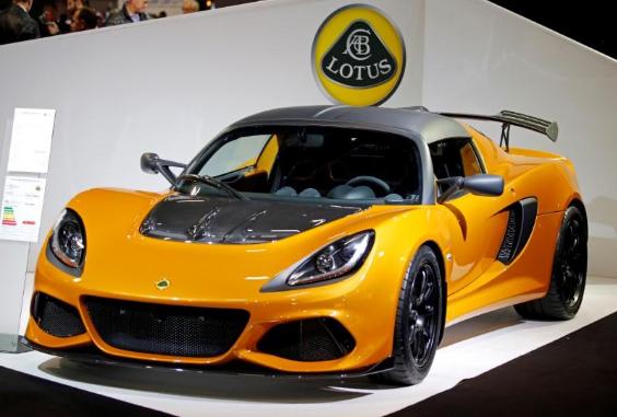 吉利汽车将投资90亿元在中国本土生产莲花汽车