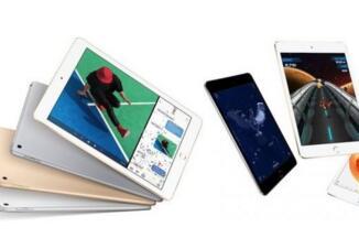 苹果今年上半年将推出iPad mini 5和新入门级iPad