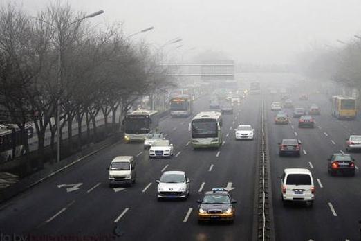 未来7天山东将经历两次大范围中至重度污染过程