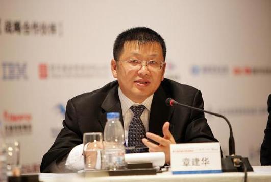 国家能源局局长章建华:强调开拓国际市场