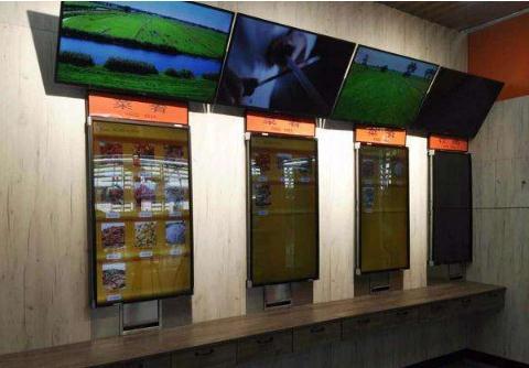 中国铁路首家智能无人餐厅亮相青岛火车站北站