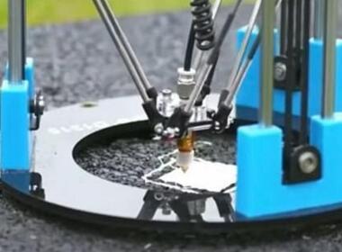 英工程师发明出一种可通过扫描道路探测坑洼的无人机