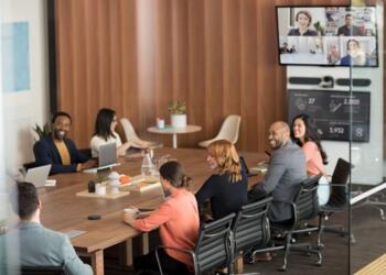 罗技推出高清音视频会议系统,打造智能场景化办公体验