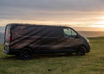 日产发布NV300 Concept概念车,已将多功能性提升至新水平