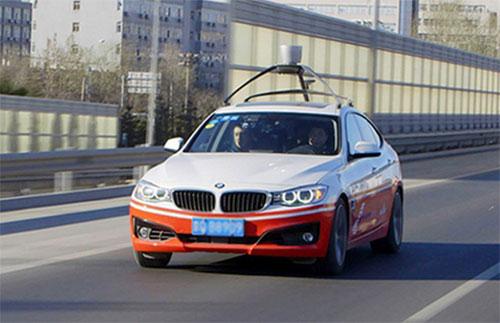 宝马和大众等德国汽车制造商拟合作开发无人驾驶汽车,以对抗谷歌