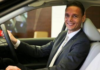 英菲尼迪前全球总裁罗兰德•克鲁格现于戴森汽车部门担任要职