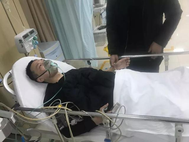 温州瑞安法医民警黄瑞润在勘验尸体时不慎吸入大量不明有毒气体