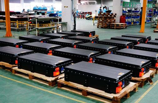 动力电池新一轮扩建,锂电设备迎机遇