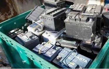 河北省发布废铅蓄电池相关行业固体废物污染专项整治工作通知