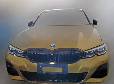 宝马最新款四门纯电动汽车i4将于2021年上市