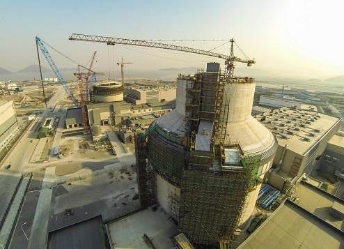 17.02亿美元!中国核电签署田湾核电站7、8号机组总合同