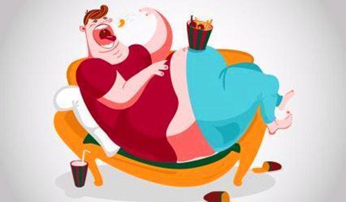 美国研究表明:肥胖病是癌症发病率上升的原因之一