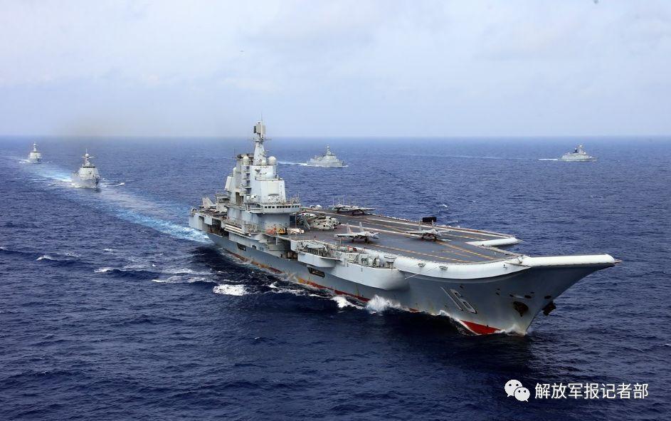 辽宁舰将出售给巴基斯坦?谣言!