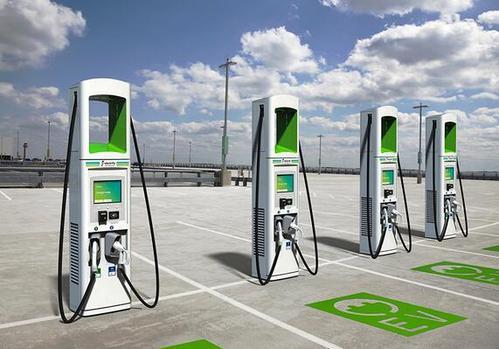 2019年中国电动汽车充电桩产业发展现状、竞争格局、发展前景