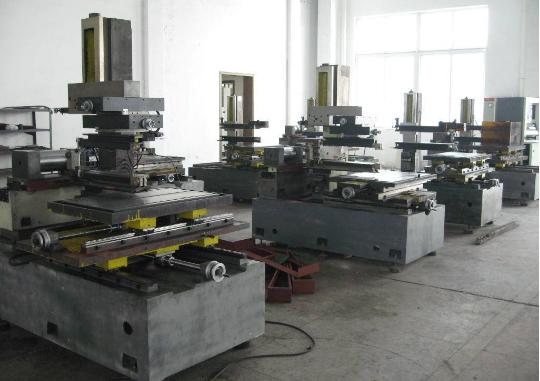 线切割机床的特点及使用过程中控制误差的四种形式