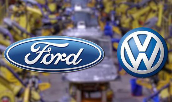 大众拒绝投资福特自动驾驶汽车部门,合作恐破裂