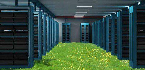 网络巨头纷纷加码,绿色数据中心建设将成发展趋势