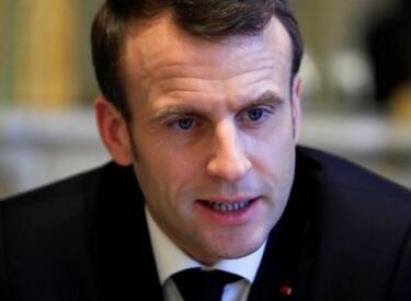 马克龙:法国将投资7亿欧元促进欧洲电动汽车电池行业发展