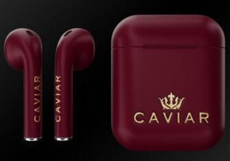 Caviar公司再次带来奢华定制版AirPods,官方零售价159美元