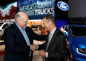 传言大众与福特就福特自动驾驶汽车部门投资问题上出现分歧