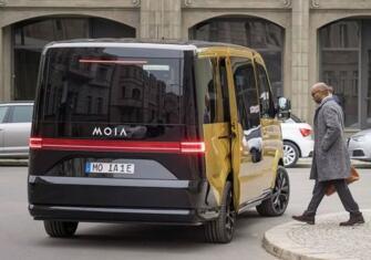 大众Moia部门将于4月在德国汉堡推出电动小型客车共享乘车服务