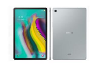 Galaxy Tab S5e渲染图曝光:新款平板有望采用侧面指纹解锁方案