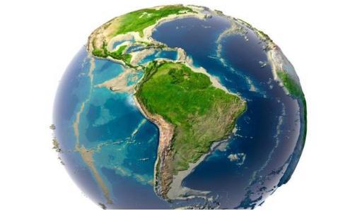 """全球变绿卫星图刷屏:库布其治沙变化遥感图成""""网红"""""""