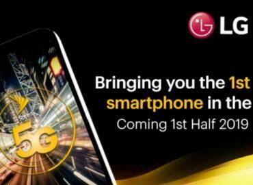 LG电子计划在月底MWC上推出5G智能手机