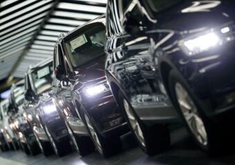 1月份欧洲乘用车销售量同比下降约4.6%,西班牙意大利下滑最明显
