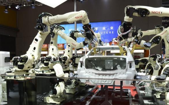 中国工程院杨善林:新一代信息技术的发展,深刻影响着高端装备智能制造