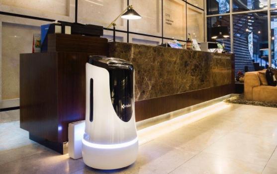 服务机器人领先企业云迹科技完成B轮融资,金茂、携程等四家联合投资
