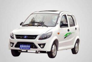 中国电动汽车市场份额跃居全球第四,较去年提高七位