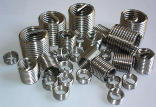 钢丝螺套的分类、特点及安装步骤