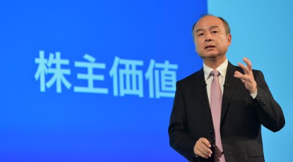 软银公布2018年最后一季度财报,营收9823亿日元