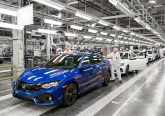 本田计划于2022年关闭英国工厂,将造成3500人失业
