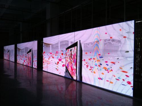中国LED显示屏产业大洗牌时代形成,未来竞争加剧