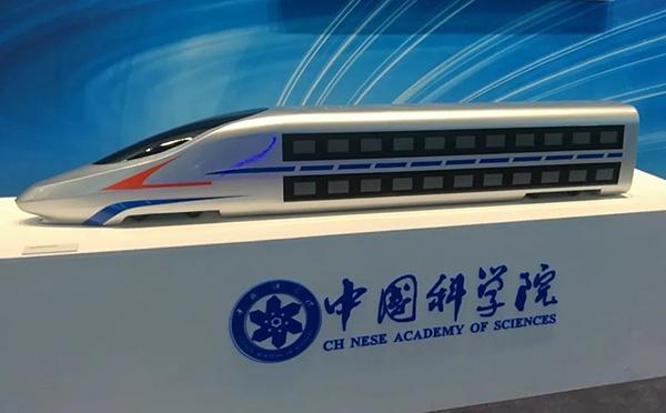 中国未来双层高铁动车组概念模型被披露,时速350公里没问题