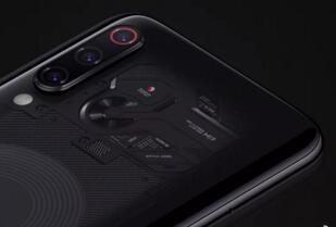 小米9系列将推出一款外观更加透明的手机