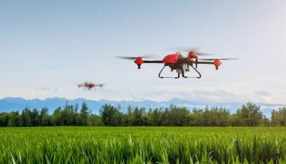 极飞科技:植保无人机市场容量与应用