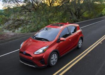丰田普锐斯C即将退役,由2020款新一代丰田卡罗拉混合动力车取代