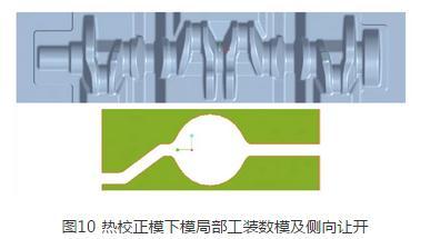 全三维建模在锻造产品开发中的应用(Creo三维建模软件)