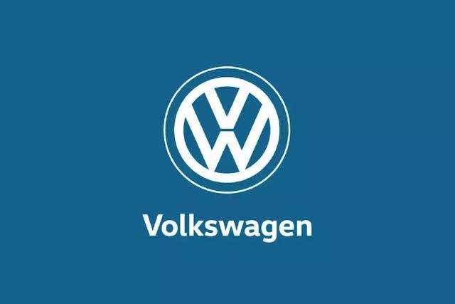 大众更换全新品牌logo,全新扁平化logo是开启全新时代的标志