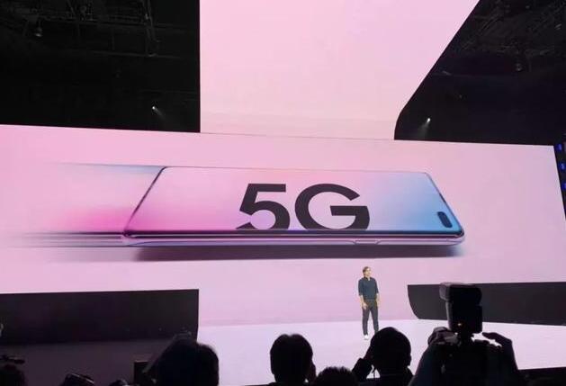"""""""Galaxy S10""""5G:三星发布全球首款5G手机"""