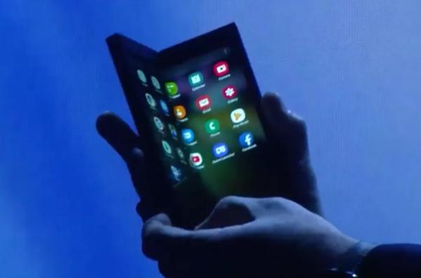 三星联手谷歌开发专用折叠手机操作系统