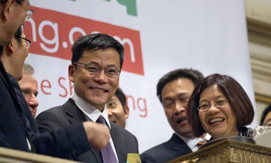 李国庆离开当当再创业,董事长俞渝女士兼任当当CEO
