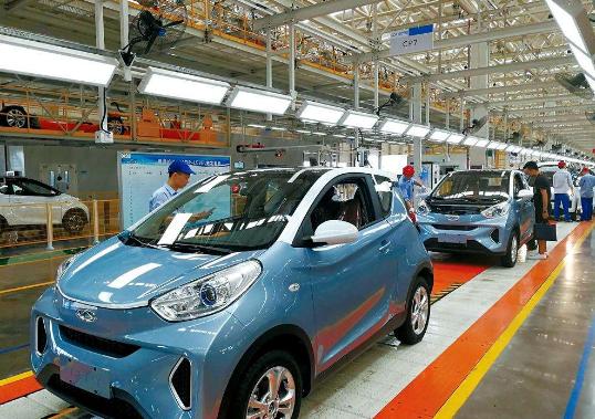 """中国有望成为""""新能源汽车的底特律"""""""