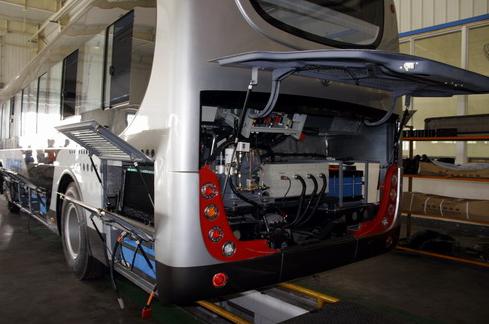 我国燃料电池汽车步入产业导入期