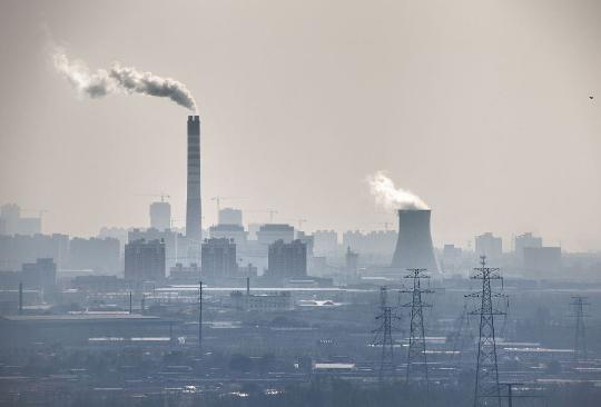 重污染期间受罚后仍违规超标排放将追刑责